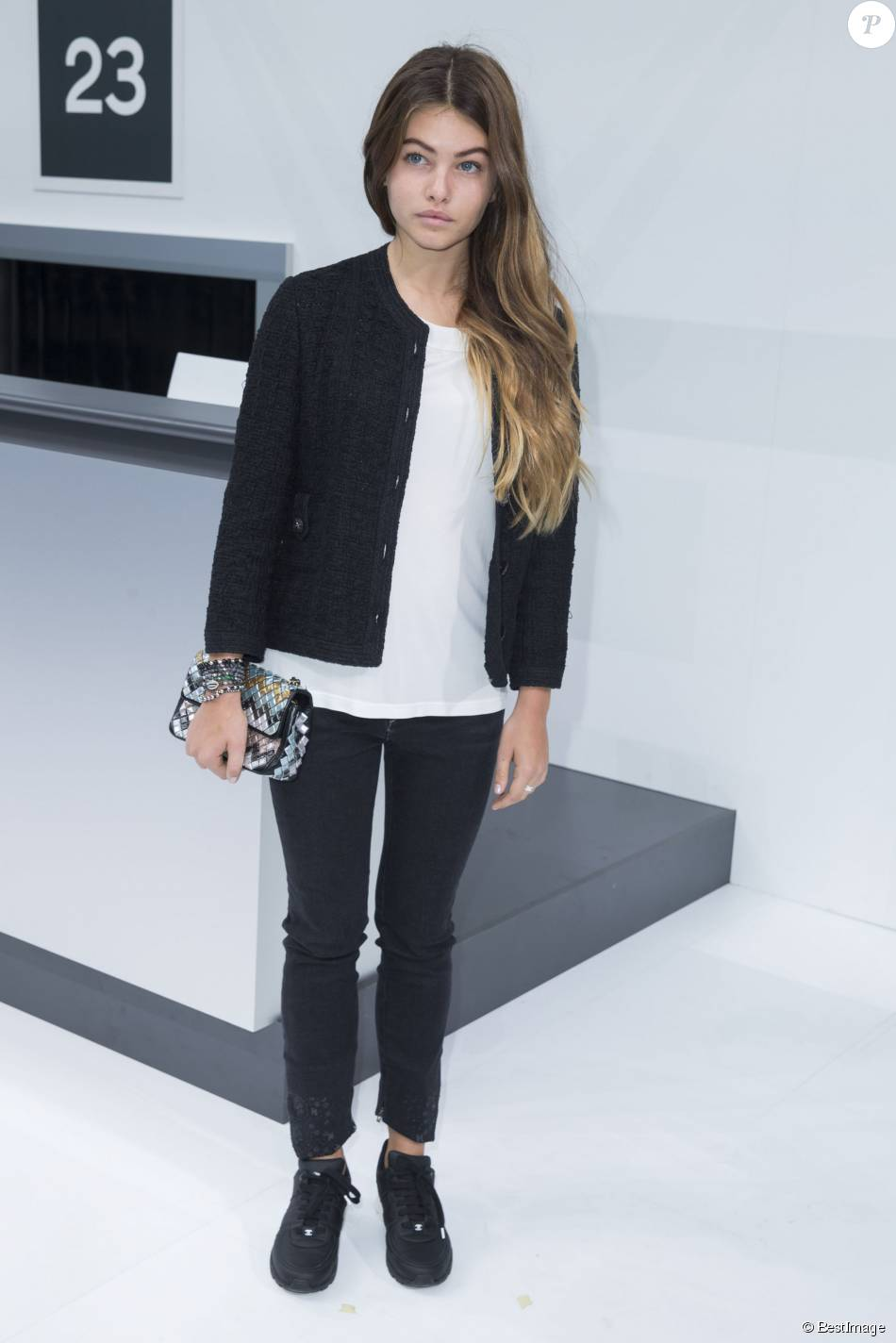 Mode 2016 fille - Thylane blondeau taille ...