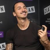 Zlatan Ibrahimovic : Il enflamme les Champs-Elysées et répand son parfum