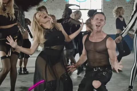 Kylie Minogue et Jake Shears s'éclatent avec les deux bombes de Nervo