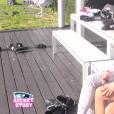 Julie et Loïc, dans la quotidienne de  Secret Story 9  du mercredi 28 octobre 2015.