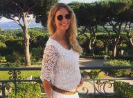 Sandrine Corman, maman pour la 2e fois : elle dévoile le prénom du baby boy !