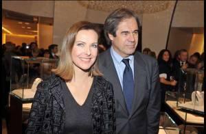 PHOTO : Carole Bouquet présente officiellement son nouveau fiancé...