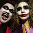 Billy Crawford et sa compagne Coleen Garcia déguisés pour Halloween, photo postée sur Instagram.