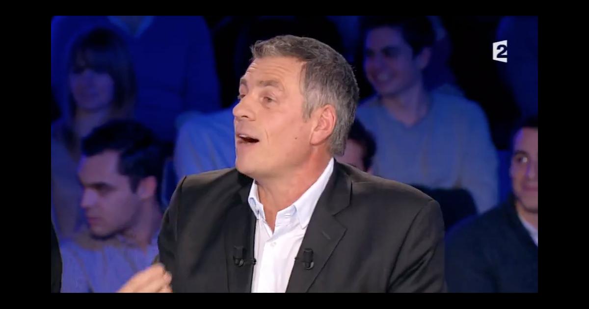 Bruno gaccio invit dans on n 39 est pas couch sur france 2 le samedi 7 novembre 2015 purepeople - Invite de on est pas couche ...