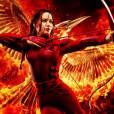 Nouvelle affiche officielle d'Hunger Games : La Révolte - Partie 2.
