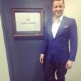 Luke Jacobz de l'émission X Factor a posté une photo de lui sur son compte Instagram.