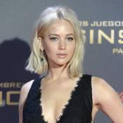 """Jennifer Lawrence tombe encore : La star de """"Hunger Games"""" ne tient pas debout"""
