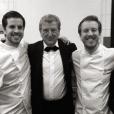 Jonray Sanchez-Iglesias, talentueux chef du restaurant étoilé Casamia à Bristol, est mort le 6 novembre 2015 à 32 ans après un long combat contre un cancer de la peau. Photo Twitter avec son frère Peter en 2013.