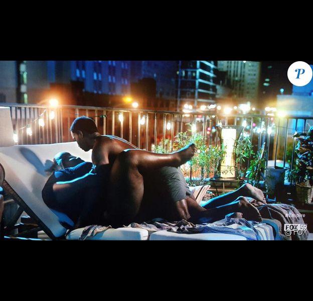 Gabourey Sidibe a une scène d'amour dans le nouvel épisode de la série Empire, diffusée sur la chaîne américaine FOX qui a été violemment critiquée sur les réseaux sociaux.