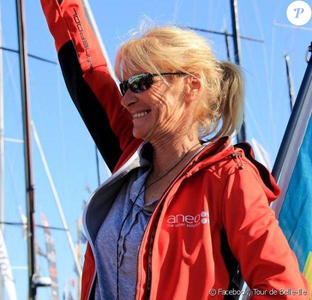 Anne Caseneuve, vainqueur de la Route du Rhum en 2014, est morte à 51 ans d'un cancer, le 19 novembre 2015