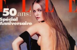 Vanessa Paradis dévoile sa fesse : Une couverture qui ne passe pas inaperçue