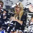 """Pamela Anderson au club """"Diamonds"""" à Cologne. Le 26 septembre 2015"""