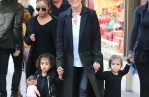 North et Penelope : Les filles de Kim et Kourtney Kardashian gâtées par mamie