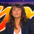 Estelle Denis présente  Touche pas à mon sport , sur D8, le mardi 24 novembre 2015.