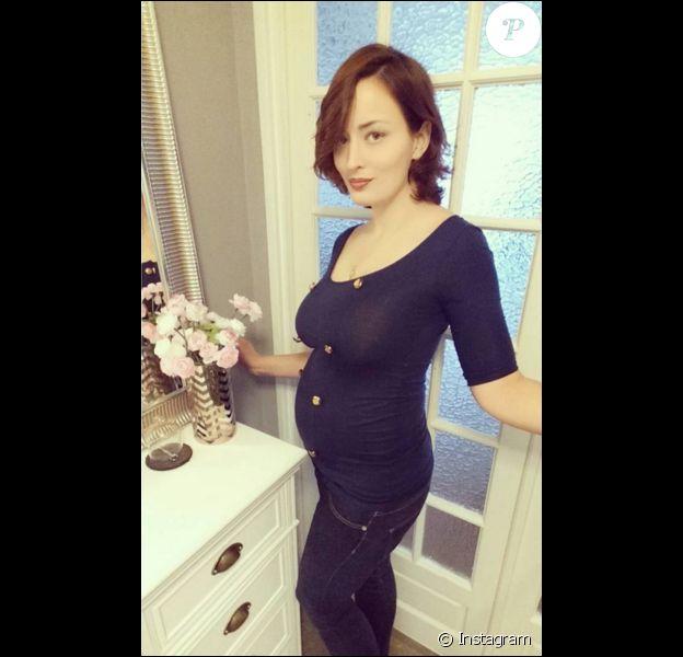 Kelly Bochenko est enceinte de son premier enfant