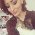 La jolie Kelly Bochenko : Selfie pour l'ex-Miss Paris