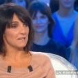 Florence Foresti invitée dans  Salut les Terriens  sur Canal+, le samedi 28 novembre 2015.