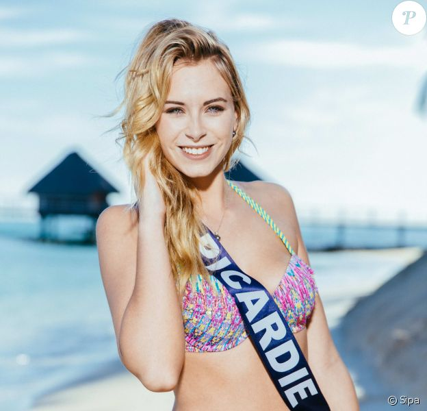 Miss Picardie - Candidate à l'élection Miss France 2016.
