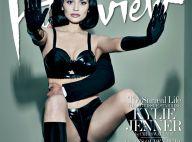 Kylie Jenner : Transformée en poupée, habillée de latex, des photos ultrasexy