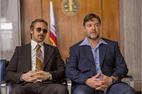 "Ryan Gosling et Russell Crowe sont des ""Nice Guys"""