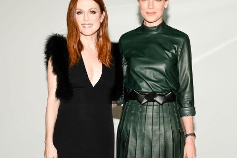 Julianne Moore, Elettra Rossellini Wiedemann... Elles honorent une icône mode