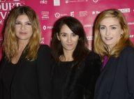 """Julie Gayet, une """"fée"""" entourée d'Isabelle Funaro et Rachida Brakni"""