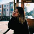 Caroline Receveur : heureuse à San Francisco !