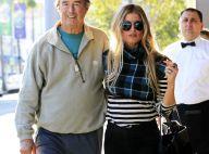 Fergie : Père et fille complices pour un déjeuner en tête-à-tête