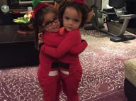 """Mariah Carey, une """"Miss Noël"""" amincie : Ses jumeaux en adorables petits elfes"""