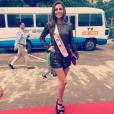Valérie Abou Chacra, Miss Liban, favorite des réseaux sociaux pour l'élection Miss Monde 2015
