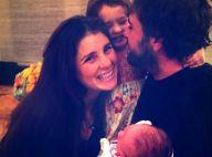 "Shiri Appleby a accouché : La star de ""Roswell"" présente son bébé, chevelu"