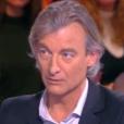 Le chroniqueur Gilles Verdez, dans  Touche pas à mon poste  sur D8, le jeudi 3 décembre 2015.