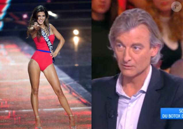 Iris Mittenaere, Miss France 2016, répond aux accusations de racisme de Gilles Verdez