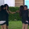 Les filles de Nathalie dans Secret Story 8 disent aurevoir à leur maman et à Vivian