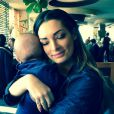 Emilie Nef Naf : Son fils Menzo, sa vie !