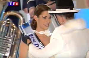 Patrick Fiori : Quand sa femme Ariane Quatrefages participait à Miss France 2000