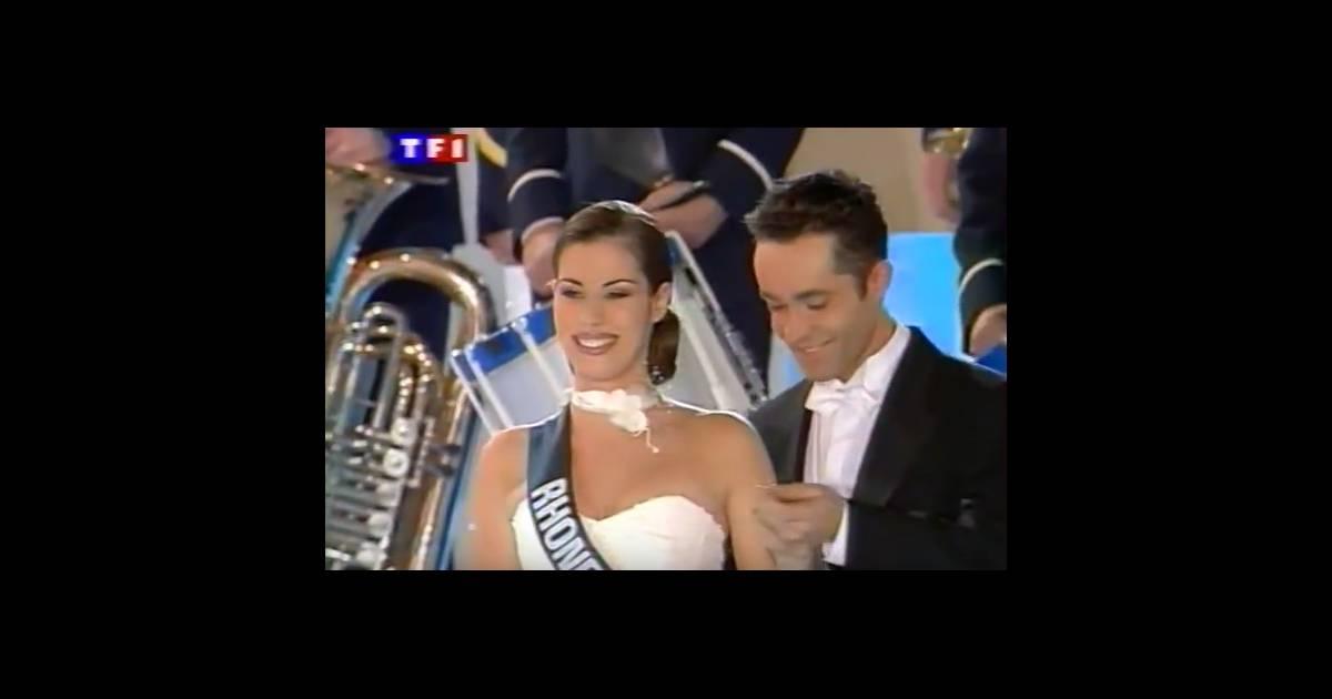 patrick fiori quand sa femme ariane quatrefages participait miss france 2000 - Ariane Quatrefages Photo Mariage