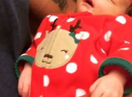 Dwayne Johnson chante pour son bébé Jasmine et met en garde le père Noël