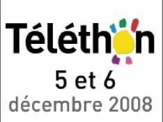 Le parrain du Téléthon 2008 sera...