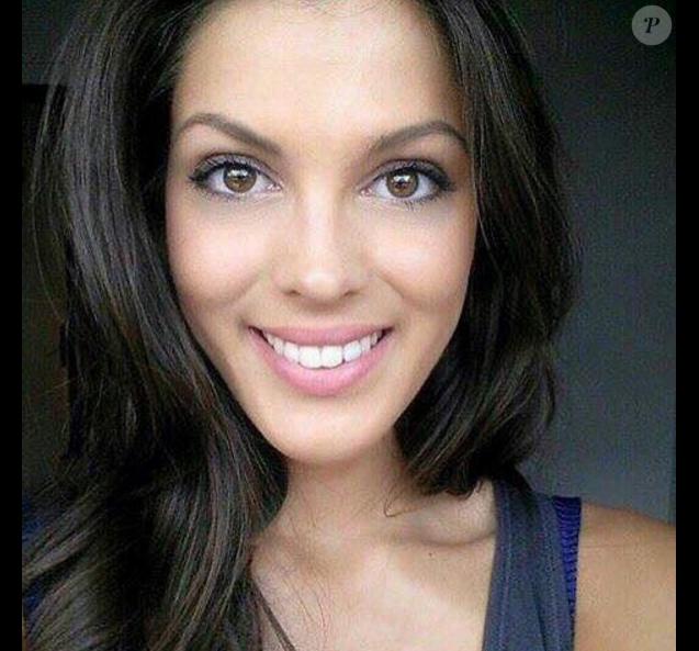 f97beb108642 Iris Mittenaere   Selfie sur Instagram pour la ravissante Miss France 2016