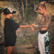 Justin Bieber en vacances : Il retrouve sa copine sexy, la bombe Hailey Baldwin