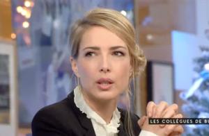 Sidonie Bonnec victime de sexisme à la télé :