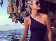 Laeticia Hallyday : Divine James Bond Girl sur l'île de l'agent secret