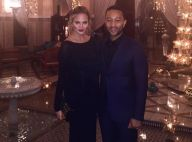 Chrissy Teigen, enceinte : Fin des vacances pour le mannequin et John Legend