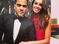 Dani Alves et Joana Sanz fiancés ? Le sublime mannequin sème le doute...