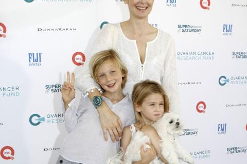 Kelly Rutherford brise le silence après la perte la garde de ses enfants