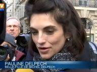 """Michel Delpech : Pauline, bouleversée aux obsèques """"sobres et merveilleuses"""""""