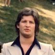 Patrick Sébastien, lors de sa première apparition télé en 1975.