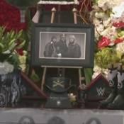 Obsèques de Lemmy (Motörhead) : Dave Grohl et les stars du rock saluent l'idole