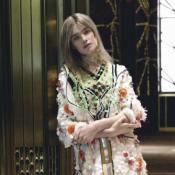 Natalia Vodianova : Beauté intemporelle en égérie Prada
